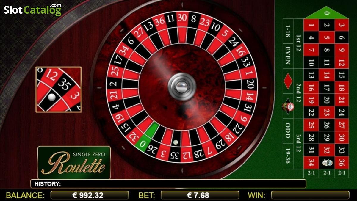Free Slot Games Roulette