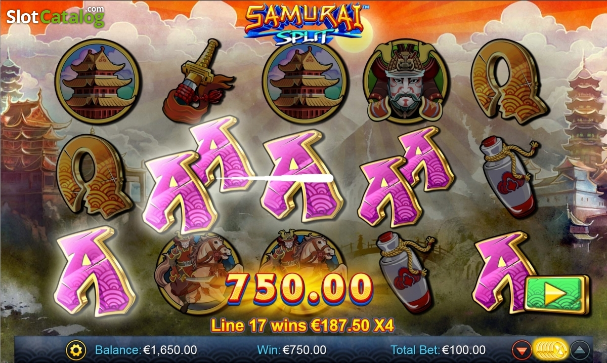 Spiele Samurai Split - Video Slots Online