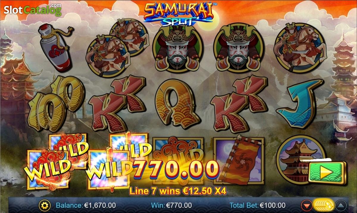Samurai Best In Slot