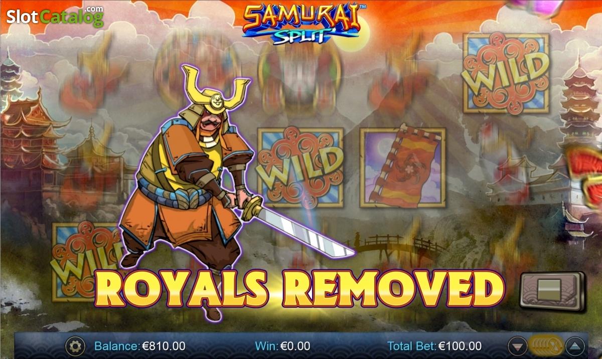 Spiele Samurai Split - Video Slots Online