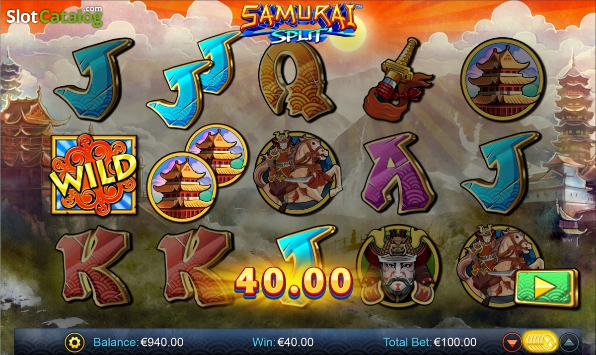 Samurai Best In Slot
