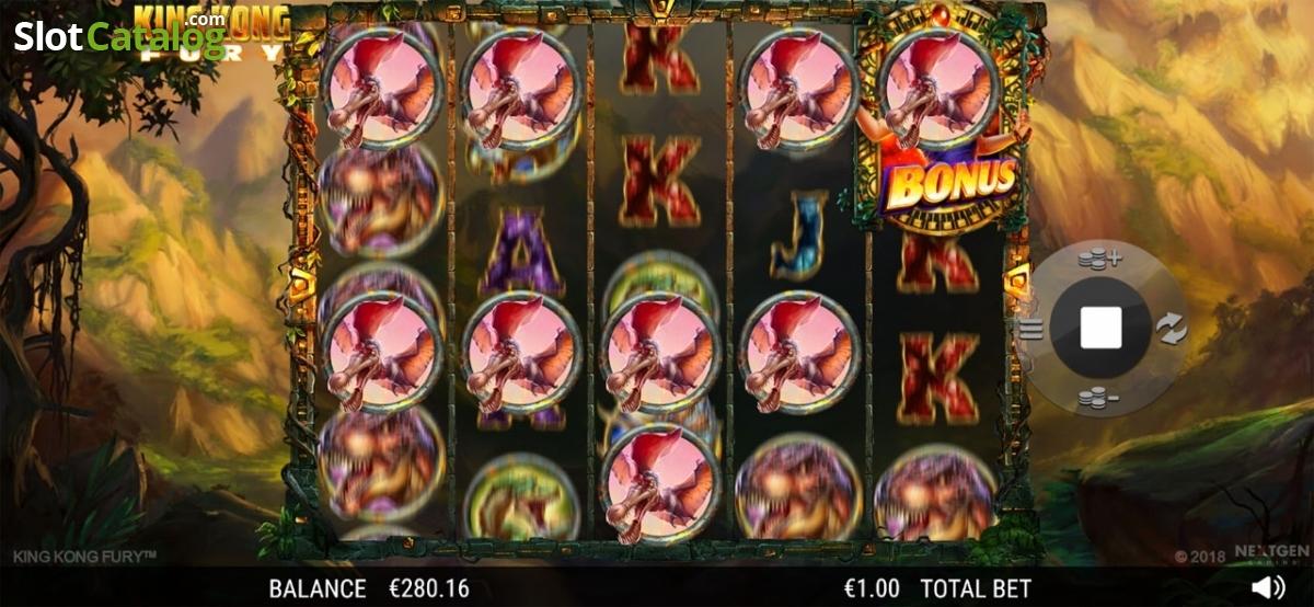 Spiele King Kong Fury - Video Slots Online