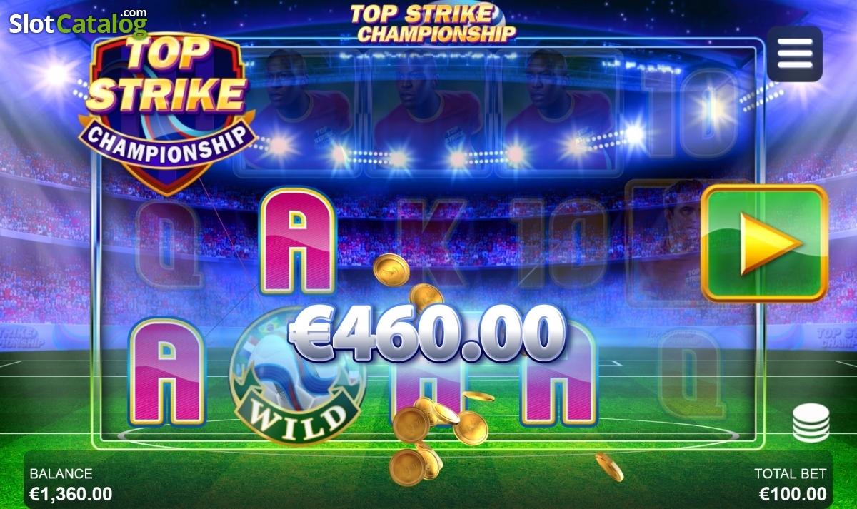 Spiele Top Strike Championship - Video Slots Online