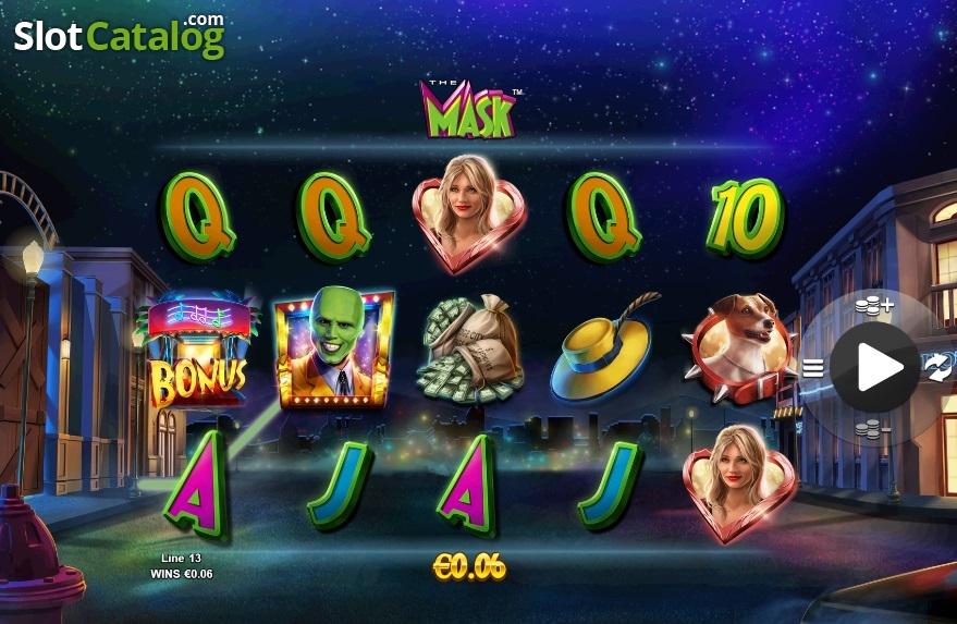 Spiele Man In Mask - Video Slots Online