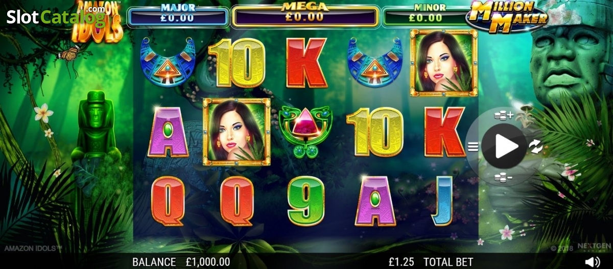Spiele Amazon Idols - Video Slots Online