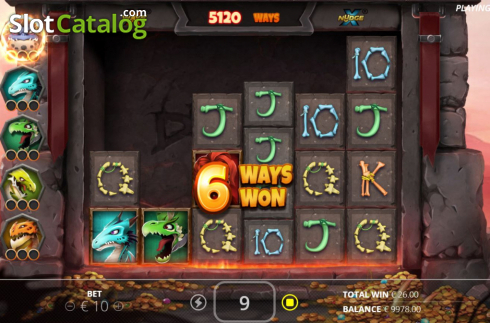 Free Spins 2. Dragon Tribe (Video Slots from Nolimit City)
