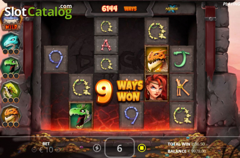 Free Spins 3. Dragon Tribe (Video Slots from Nolimit City)