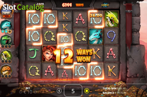 Free Spins 4. Dragon Tribe (Video Slots from Nolimit City)