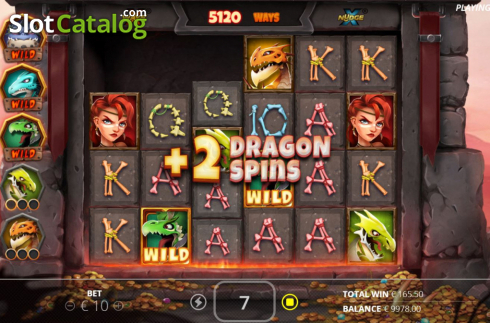 Free Spins 5. Dragon Tribe (Video Slots from Nolimit City)