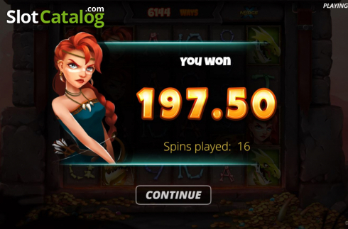Total Win. Dragon Tribe (Video Slots from Nolimit City)