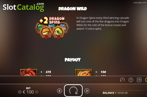 Features 4. Dragon Tribe (Video Slots from Nolimit City)