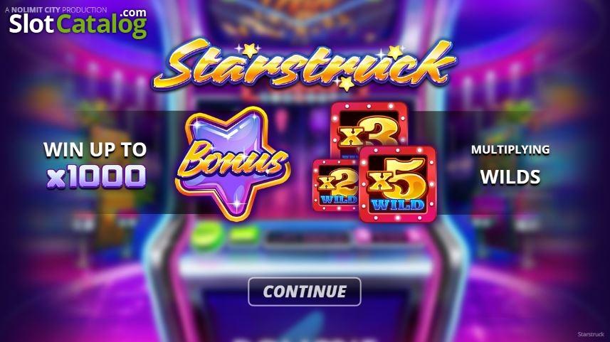 Starstruck Slot Review, Bonus Codes & where to play from United Kingdom