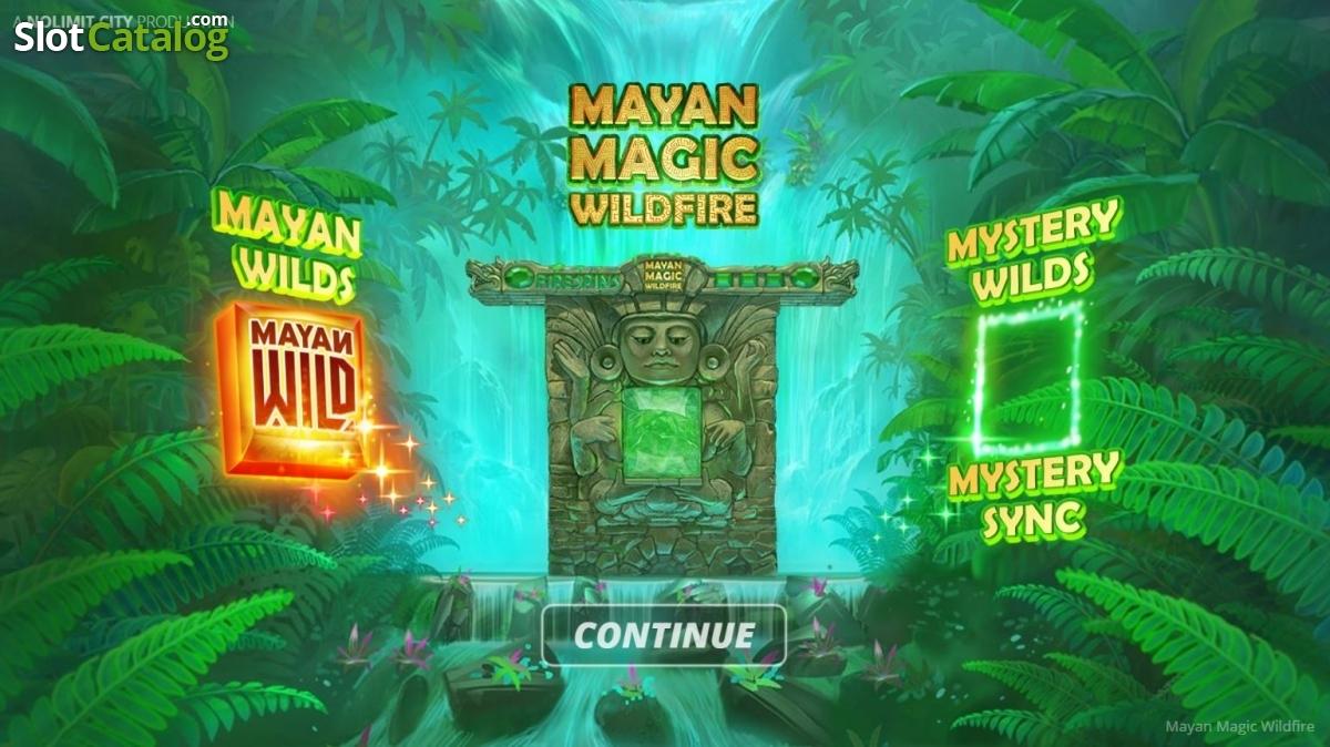 Spiele Mayan Magic Wildfire - Video Slots Online