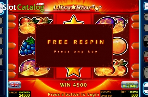 Ultra Star Slot