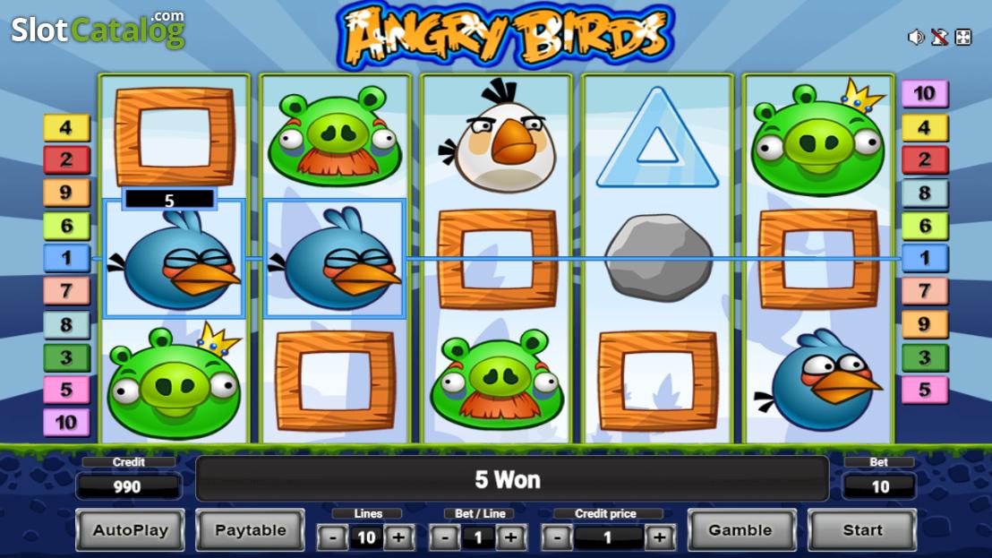 Crazy birds novomatic slot game Yerköy