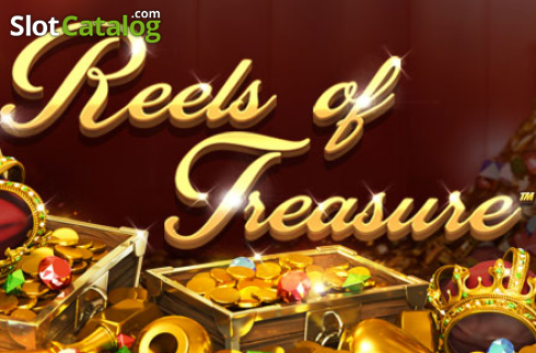 Reels of Treasure (Video Slot from Nucleus Gaming)