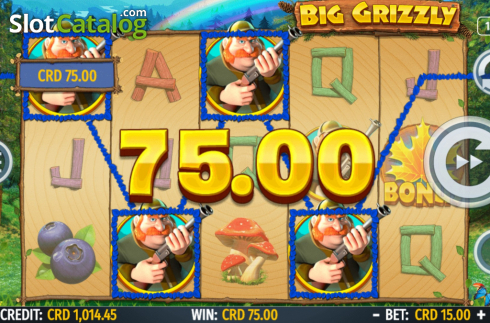 Spiele Giant Grizzly - Video Slots Online