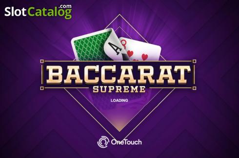 Baccarat Supreme