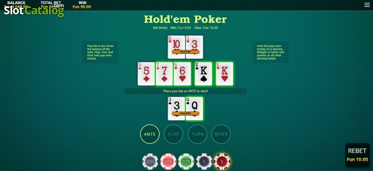 Poker слот