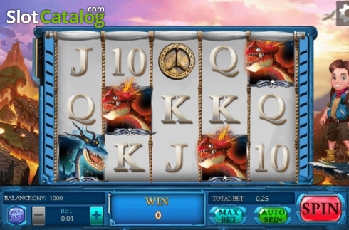 Reel Screen. Adventure (Video Slots from Aiwin Games)