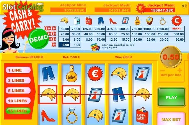 Las vegas penny slot machines