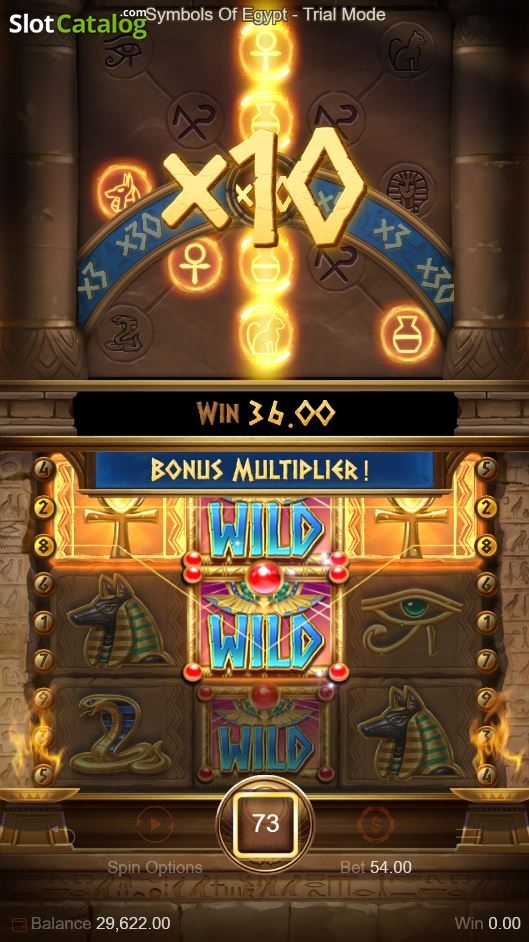 Spiele Symbols Of Egypt - Video Slots Online