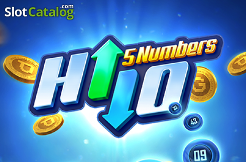 Five Numbers Hi Lo (PG Soft)