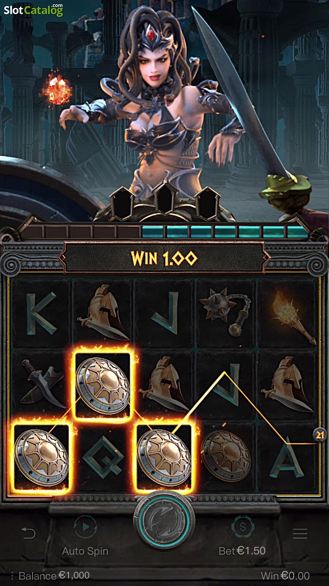 Medusa Game