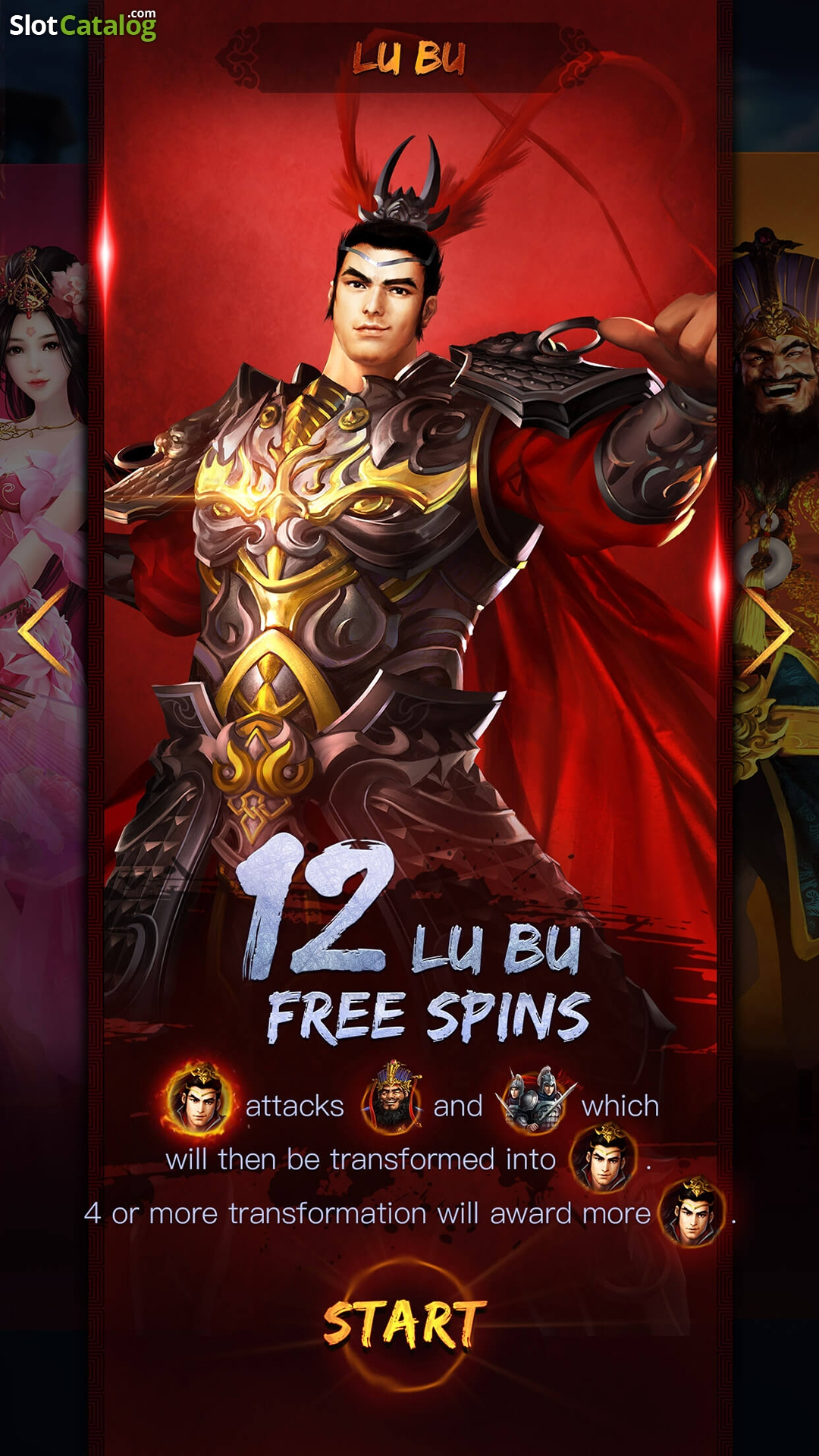 Spiele Honey Trap Of Diao Chan - Video Slots Online