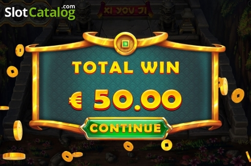Bonus game Pick a tile! Total Win screen 3. Xi You Ji (Video Slot from Pariplay)