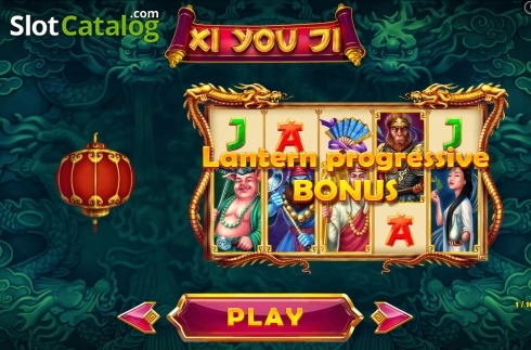 Paytable 1. Xi You Ji (Video Slot from Pariplay)