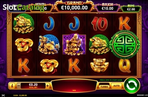 Spiele Madame Luck - Video Slots Online