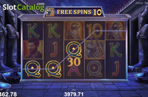 Spiele Jonny Ventura And The Eye Of Ra - Video Slots Online
