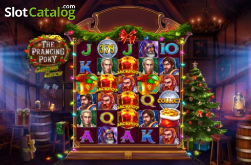 The Prancing Pony Christmas Edition (Video Slot a partire dal Pariplay)