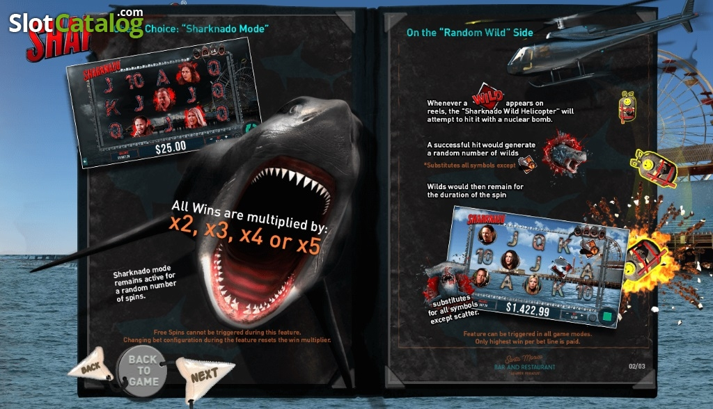 Super Big Win Sharknado Slot Hine Max Bet Huge Live Play