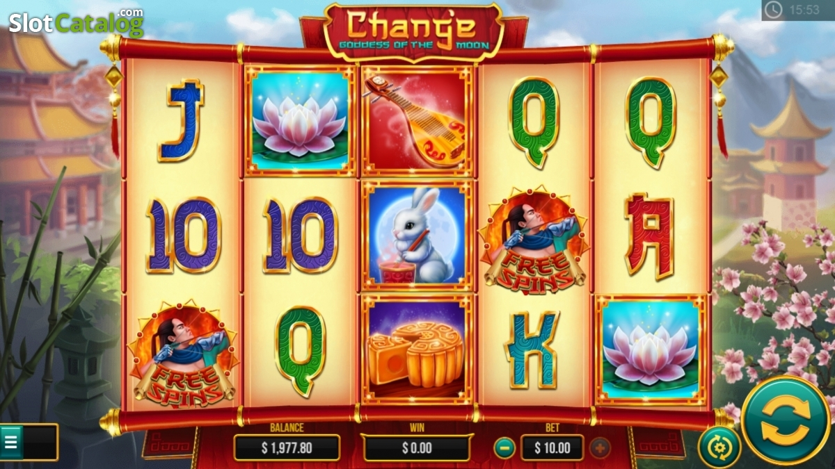 Review of change goddess of the moon pariplay video slot from main game izmirmasajfo