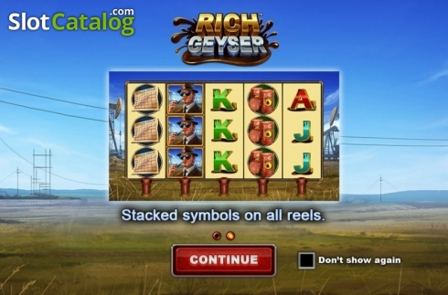 Intro 2. Rich Geyser (Video Slot from Plank Gaming)