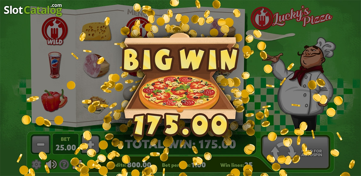 Spiele LuckyS Pizza - Video Slots Online
