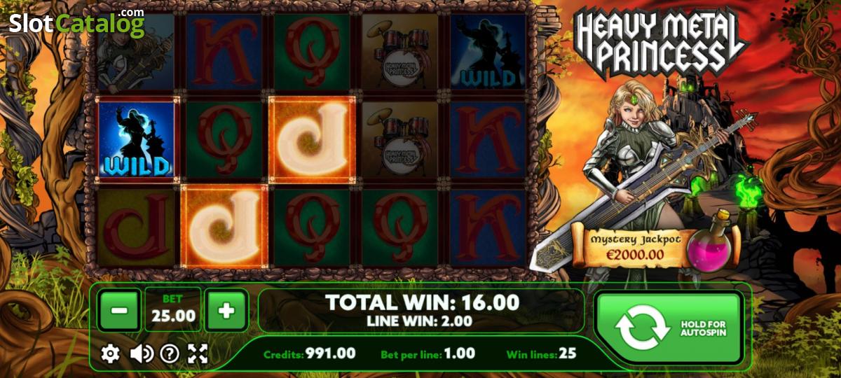 Spiele Heavy Metal - Video Slots Online