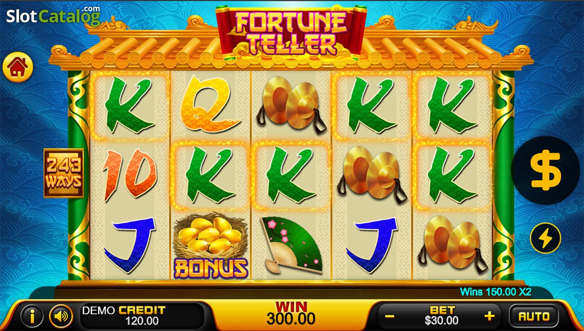 Online casino slots of vegas