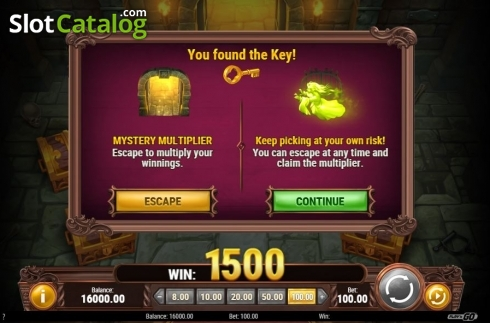 Bonus Game Gamble. Battle Royal (Play'n Go) (Video Slot from Play'n Go)