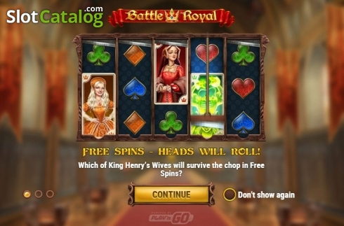Info 1. Battle Royal (Play'n Go) (Video Slot from Play'n Go)