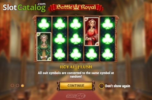 Info 3. Battle Royal (Play'n Go) (Video Slot from Play'n Go)