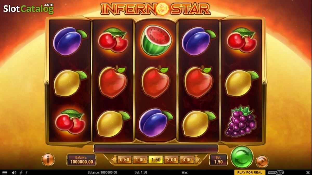 Spiele Inferno Star - Video Slots Online