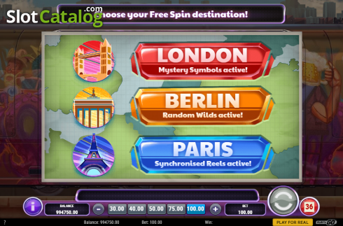 Choose Free Spins. Cash Vandal (Video Slot from Play'n Go)