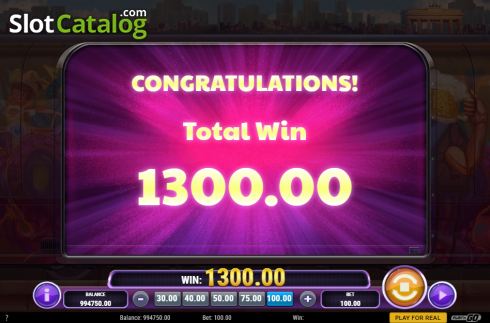 Free Spins Win. Cash Vandal (Video Slot from Play'n Go)