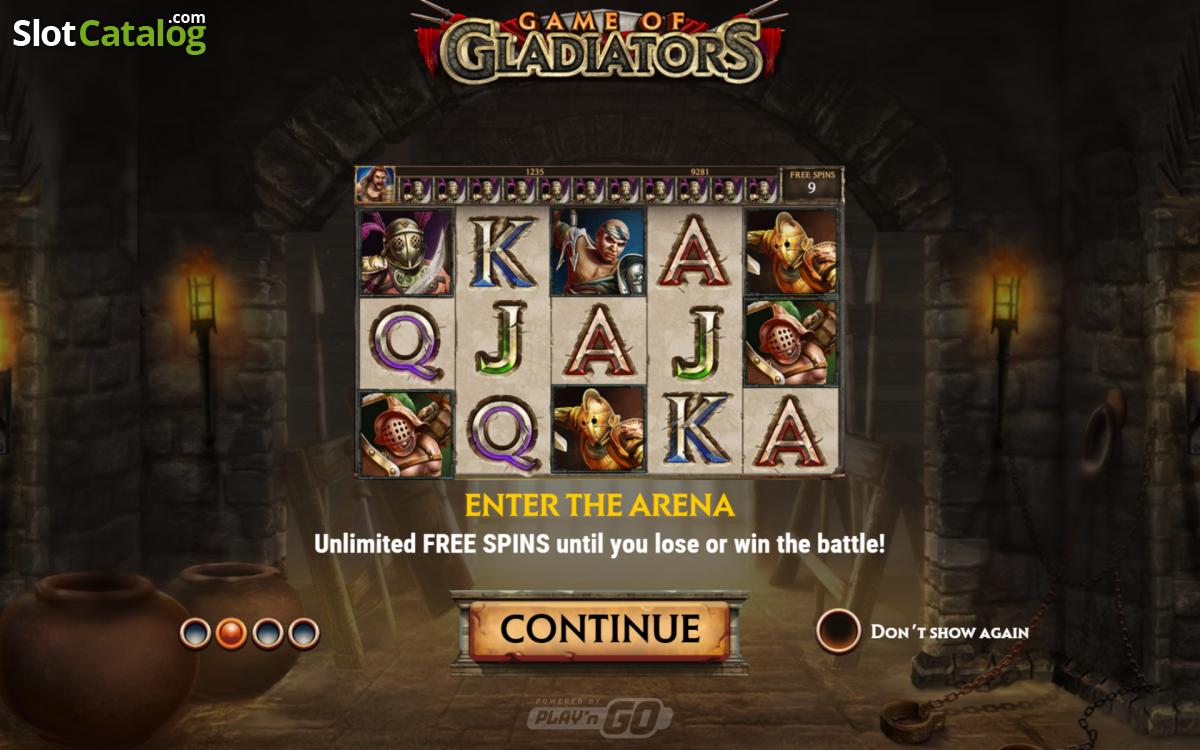 Spiele Gladiators - Video Slots Online