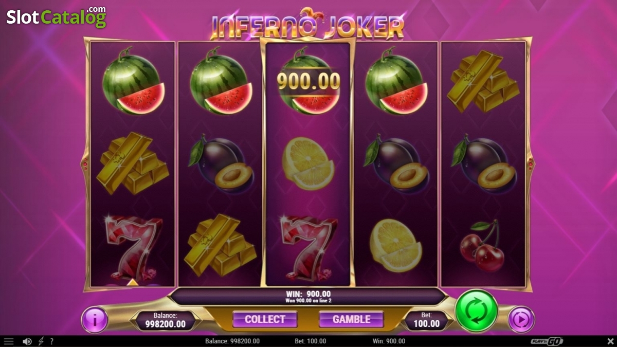 Spiele Inferno Joker - Video Slots Online