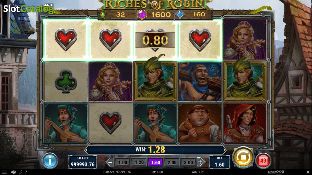 Spiele Riches Of Robin - Video Slots Online