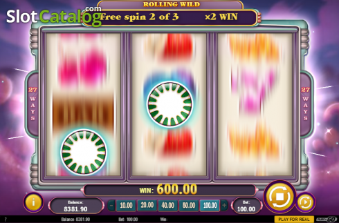 Screen 11. Sweet 27 (Video Slots from Play'n Go)